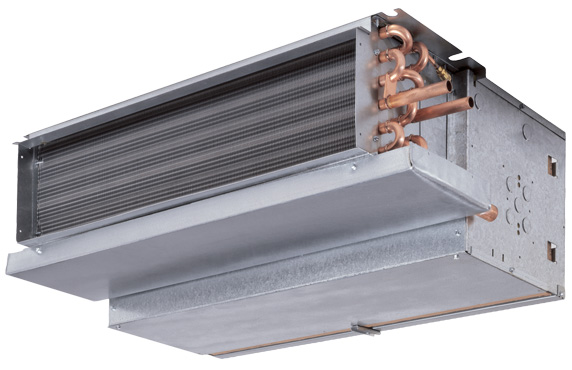Nucon Engineers Hydronic Fan Coil Units
